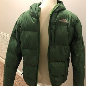 The North Face Jackets & Coats - Reversible North Face Puffer Jacket
